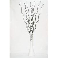 Uzun Vazo İçin 10 Adet Siyah Doğal Uzun Dal 160 cm